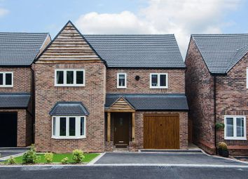 Thumbnail 4 bed detached house for sale in Uxbridge Court, High Street, Chasetown, Burntwood