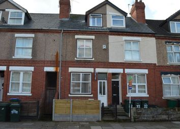 Thumbnail 1 bedroom terraced house to rent in Collingwood Road, Earlsdon, Coventry
