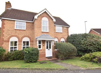 Thumbnail 4 bed detached house to rent in Northweald Lane, Kingston Upon Thames, Surrey