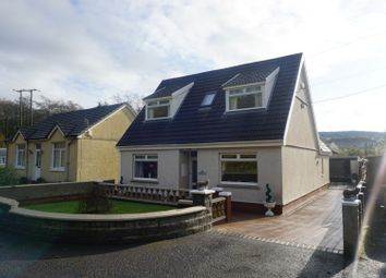 Thumbnail 4 bed detached house for sale in Hirwaun Road, Lower Tumble