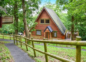 Thumbnail 3 bed mobile/park home for sale in Finlake Holiday Park, Chudleigh, Newton Abbot