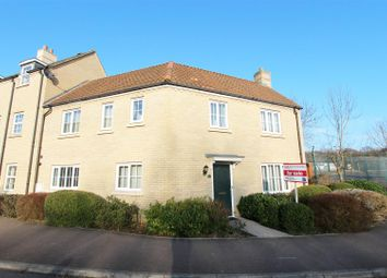 Thumbnail 3 bedroom end terrace house for sale in Christie Drive, Huntingdon