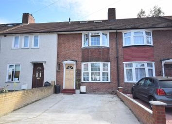 Thumbnail 3 bed terraced house to rent in Leominster Walk, Morden