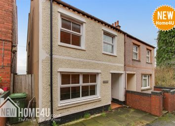 Thumbnail 3 bed semi-detached house for sale in Pool Road, Ponciau, Wrexham