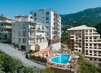 Thumbnail 1 bed apartment for sale in 2946, Becici, Montenegro