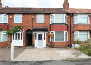 Thumbnail 3 bed terraced house for sale in Arderne Road, Timperley, Altrincham
