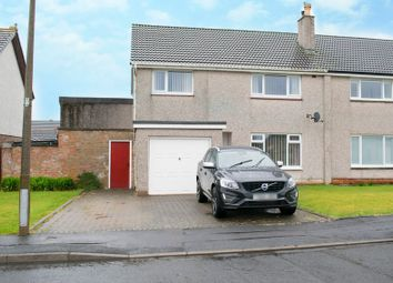 Thumbnail 4 bed semi-detached house for sale in 28 Turnberry Road, Annan, Dumfries & Galloway
