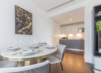Thumbnail 3 bedroom flat to rent in Maine Tower, Harbour Central, 9 Harbour Way, Canary Wharf, London