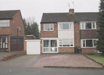3 bed semi-detached house for sale in Hurst Green Road, Halesowen B62