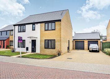 Thumbnail 5 bed detached house for sale in Elvedon Close, Ipswich