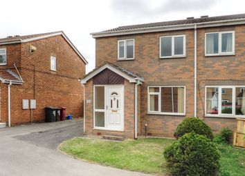 Thumbnail 3 bed semi-detached house to rent in Proctors Way, Hibaldstow, Brigg