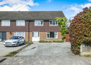 Thumbnail 3 bed terraced house for sale in Bletchingley Close, Redhill, Surrey
