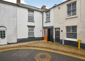 Thumbnail 3 bed terraced house for sale in Checker Street, King's Lynn