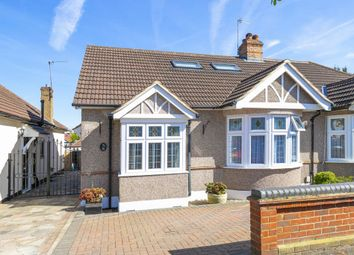 Thumbnail 3 bed bungalow for sale in Hawthorn Road, Buckhurst Hill