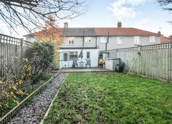 Thumbnail 3 bed terraced house for sale in Newhaven Gardens, London
