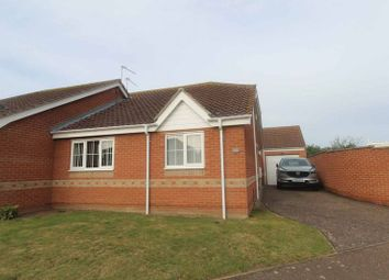 2 bed semi-detached bungalow for sale in Marjoram Road, Bradwell, Great Yarmouth NR31