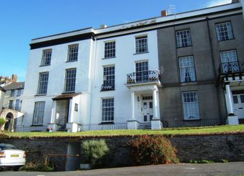 Thumbnail 2 bed flat for sale in Adelaide Terrace, Ilfracombe