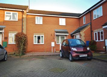Thumbnail 3 bed terraced house to rent in Hutton Close, Claylake, Spalding