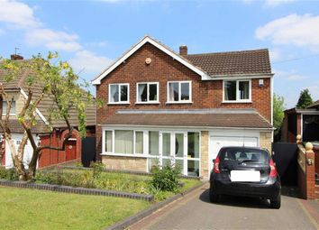 Thumbnail 4 bed detached house for sale in Dovedale Road, Ettingshall Park, Wolverhampton
