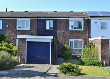 Thumbnail 3 bed terraced house for sale in The Maples, Harlow