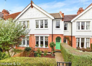 Thumbnail 4 bed property for sale in Woodfield Crescent, Brentham Garden Estate, Ealing, London