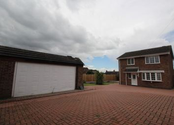 Thumbnail 3 bed detached house to rent in Ivy Lodge Close, Stapenhill, Burton-On-Trent