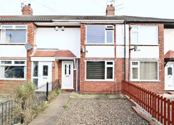 Thumbnail 2 bedroom terraced house for sale in Coventry Road, Hull