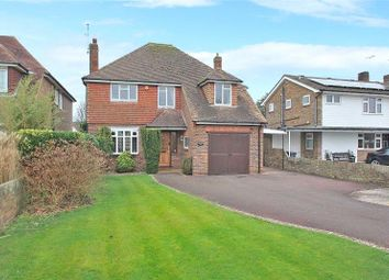 Thumbnail 3 bed detached house for sale in Arlington Avenue, Goring By Sea, Worthing
