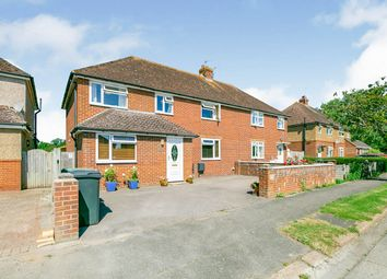 Thumbnail 5 bed semi-detached house for sale in Kings Avenue, Rye, East Sussex