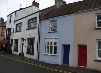Thumbnail 2 bed cottage to rent in Cross Street, Caerleon, Newport