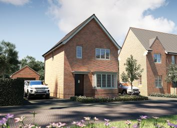 "Thumbnail 3 bedroom detached house for sale in ""The Yarkhill"" at Thatcham Road, Walton Cardiff, Tewkesbury"