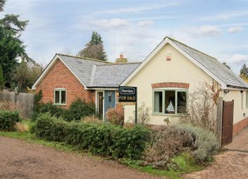 Thumbnail 2 bed detached bungalow for sale in South Parade, Lake Avenue, Bury St. Edmunds