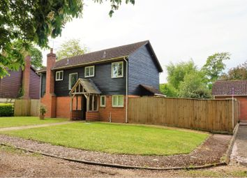 Thumbnail 4 bed detached house for sale in St. Albans, Newmarket