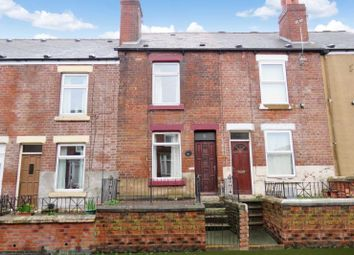Thumbnail 3 bed terraced house for sale in Cresswell Road, Sheffield