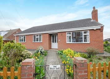 Thumbnail 3 bedroom detached bungalow for sale in West End, Strensall, York