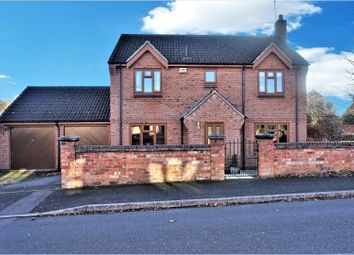 Thumbnail 3 bed detached house for sale in Tyers Close, Thurlaston