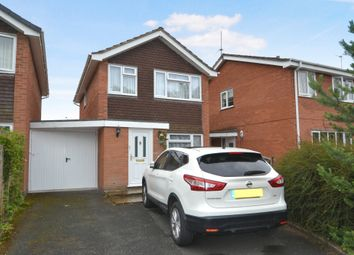 Thumbnail 3 bed detached house for sale in Mulberry Close, Newport