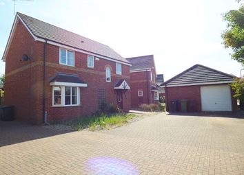 Thumbnail 4 bed detached house for sale in Aspen Drive, Longford, Coventry, West Midlands