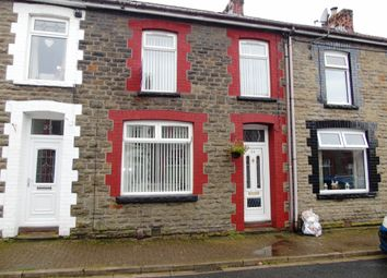 Thumbnail 3 bed terraced house for sale in Danylan Road, Pontypridd