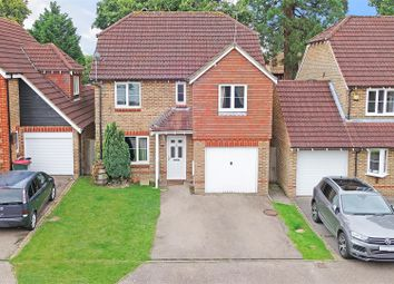 Thumbnail 4 bed detached house for sale in Rowfant Close, Worth, Crawley