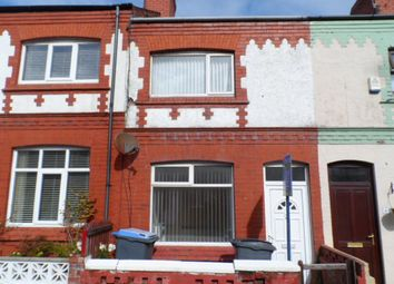 Thumbnail 2 bed terraced house to rent in Newcastle Ave, Blackpool