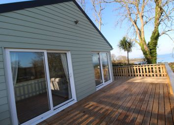 Thumbnail 3 bedroom lodge for sale in Amlwch Road, Benllach