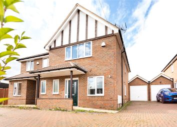 3 bed semi-detached house for sale in Pond Park Road, Chesham, Buckinghamshire HP5