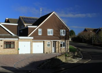 Thumbnail 3 bed link-detached house to rent in Valley Road, Brackley