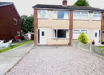 3 bed semi-detached house for sale in Newton Close, Leyland PR26