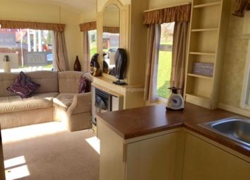 Thumbnail 2 bed mobile/park home for sale in Trecco Bay Holiday Park, Porthcawl