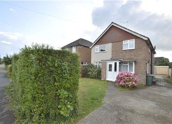 Thumbnail 4 bed detached house for sale in Parkhurst Road, Horley