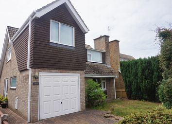 Thumbnail 4 bed detached house for sale in Church Lane, Waddington
