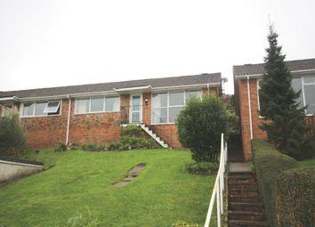 Thumbnail 2 bed semi-detached bungalow to rent in Stapleton Close, Paignton