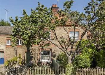 Thumbnail 3 bed terraced house for sale in Railway Cottages, Sulgrave Road, London
